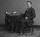 edison and the phonograph